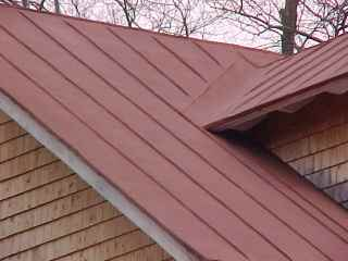 Home Metal Roofing Old Style Versus New