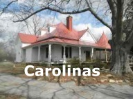 Carolina early vintage tin roof by Roof Menders