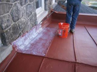Curing of treatment to acrylic basecoat